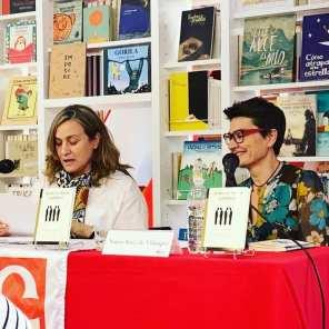 Presentación TODO SE HARÁ PUBLICO junto a Luisa Castro